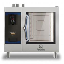 Газов конвектомат 5 тави 400х600 с директна пара и тъч скрийн- сладкарски