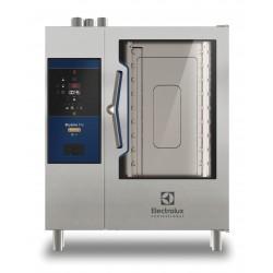 Газов конвектомат 8 тави 400х600 с директна пара - сладкарски