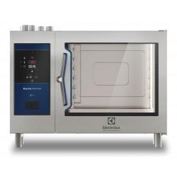 Газов конвектомат 6 GN 2/1 с парогенератор