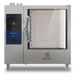 Газов конвектомат 10 GN 2/1 с парогенератор
