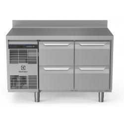 Хладилна маса, 4 чекмеджета, 290 л, -2/+10 оС