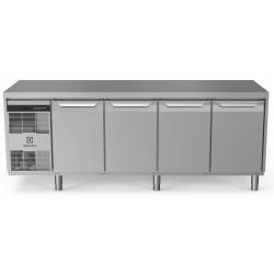 Хладилна маса, 4 врати, 590 л, -2/+10 оС