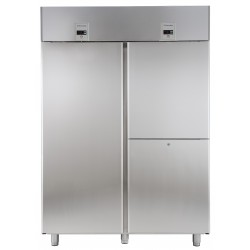 Хладилник 1430 л, 1+2х1/2 врати, -2/-6 оС, риба