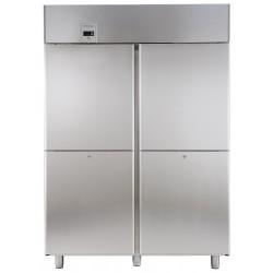 Хладилник 1430 л, 4х1/2 врати, -2/+10 оС