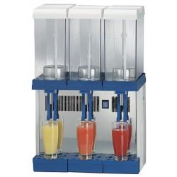 Диспендър за студени напитки, 3x9 л