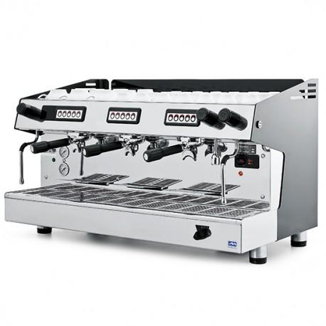 Еспресо машина, 3 групи - автоматична