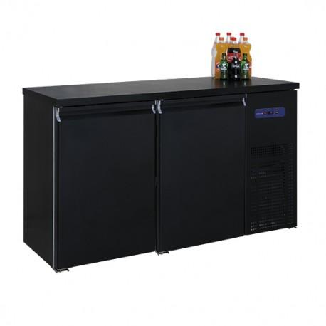 Хладилник за напитки с две врати, -2/+8