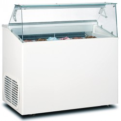 Витрина за сладолед 7x 5 л