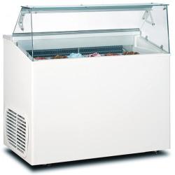 Витрина за сладолед 6x 5 л