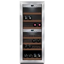 Хладилна витрина за вино, 38 бутилки