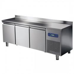 Хладилна маса, 3 врати , 400 л, -2/+8 оС