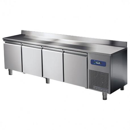 Хладилна маса, 4 врати , 550 л, -2/+8 оС