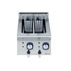 Електрически фритюрник 2х5 л настолен Electrolux