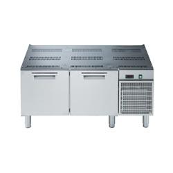 Хладилна база с 2 врати за монтаж на уреди Electrolux