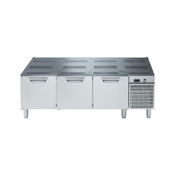 Хладилна база с 3 чекмеджета за монтаж на уреди Electrolux